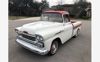 1958 Chevrolet Apache for sale 101285751