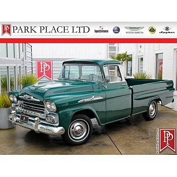 1958 Chevrolet Apache for sale 101289452