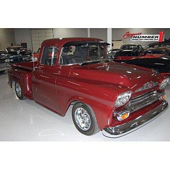 1958 Chevrolet Apache for sale 101292001