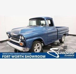 1958 Chevrolet Apache for sale 101362878