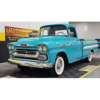 1958 Chevrolet Apache for sale 101417350