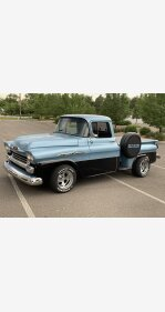1958 Chevrolet Apache for sale 101421399