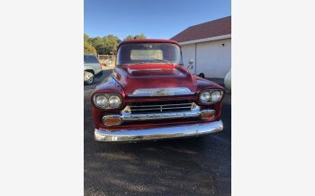 1958 Chevrolet Apache for sale 101426555