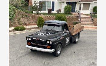 1958 Chevrolet Apache for sale 101601705