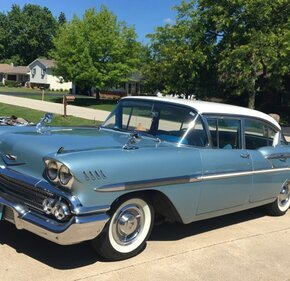 1958 Chevrolet Bel Air for sale 101346476
