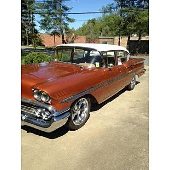 1958 Chevrolet Biscayne for sale 100824365