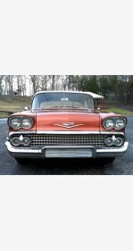 1958 Chevrolet Biscayne for sale 101061737