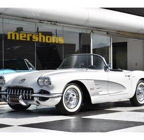 1958 Chevrolet Corvette for sale 101003035