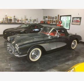 1958 Chevrolet Corvette for sale 101008243