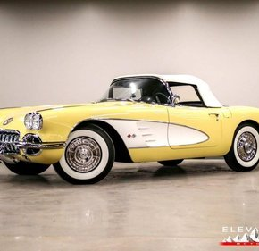 1958 Chevrolet Corvette for sale 101064516