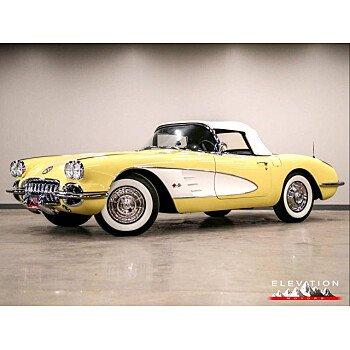 1958 Chevrolet Corvette for sale 101064516