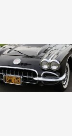 1958 Chevrolet Corvette Convertible for sale 101084286