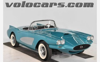 1958 Chevrolet Corvette for sale 101086291