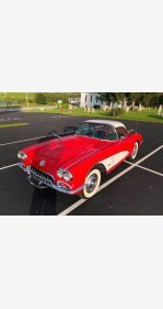 1958 Chevrolet Corvette for sale 101130007