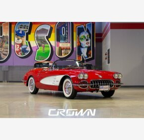 1958 Chevrolet Corvette for sale 101176614