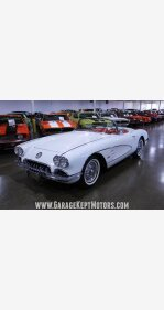 1958 Chevrolet Corvette for sale 101196514