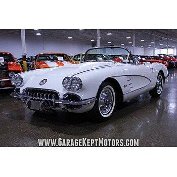 1958 Chevrolet Corvette for sale 101196514