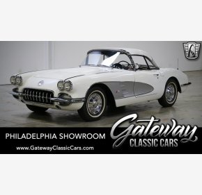 1958 Chevrolet Corvette for sale 101207372