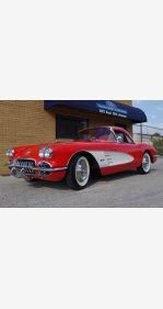 1958 Chevrolet Corvette for sale 101210208