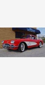 1958 Chevrolet Corvette for sale 101210208