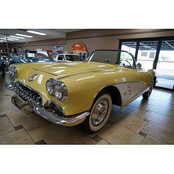 1958 Chevrolet Corvette for sale 101249589