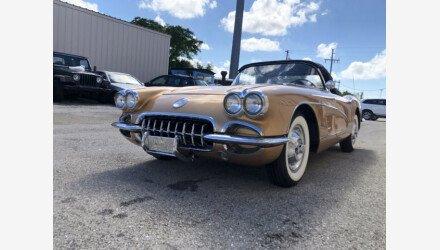 1958 Chevrolet Corvette for sale 101263974