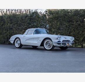 1958 Chevrolet Corvette for sale 101275897