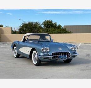 1958 Chevrolet Corvette for sale 101279767