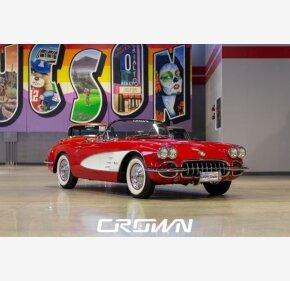 1958 Chevrolet Corvette for sale 101283133