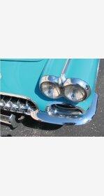 1958 Chevrolet Corvette for sale 101290555