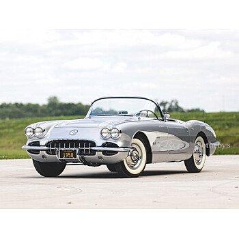 1958 Chevrolet Corvette for sale 101319547
