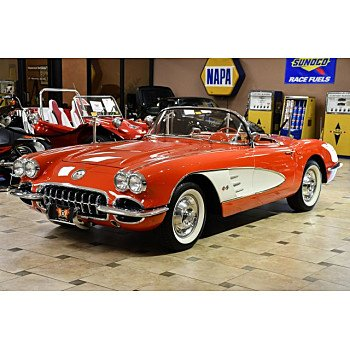 1958 Chevrolet Corvette for sale 101320308