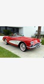 1958 Chevrolet Corvette for sale 101329863