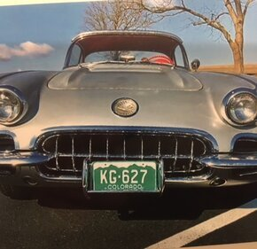 1958 Chevrolet Corvette for sale 101334547