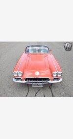 1958 Chevrolet Corvette for sale 101359512