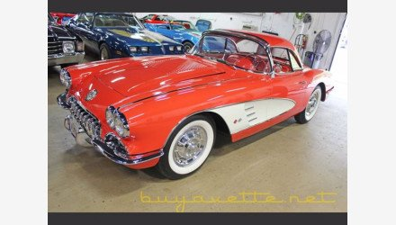 1958 Chevrolet Corvette Convertible for sale 101383381