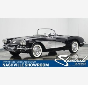 1958 Chevrolet Corvette for sale 101394182