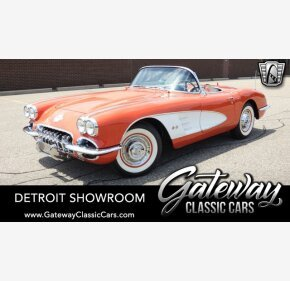 1958 Chevrolet Corvette for sale 101414777
