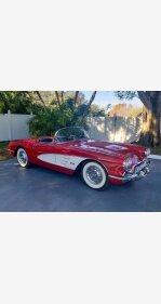 1958 Chevrolet Corvette for sale 101433255