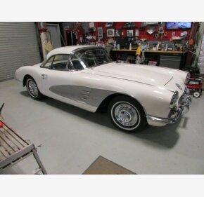 1958 Chevrolet Corvette for sale 101437763