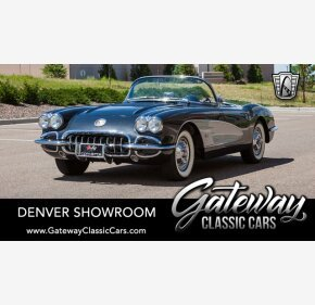 1958 Chevrolet Corvette Convertible for sale 101463024