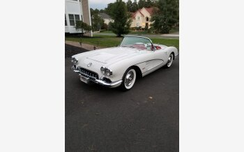 1958 Chevrolet Corvette Convertible for sale 101487324
