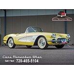 1958 Chevrolet Corvette for sale 101578050