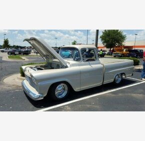 1958 Chevrolet Custom for sale 101251692