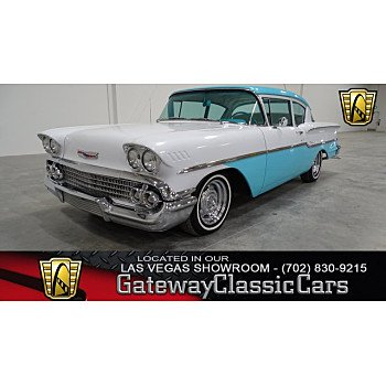 1958 Chevrolet Del Ray for sale 101038265
