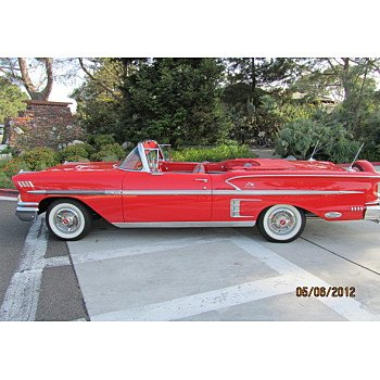 1958 Chevrolet Impala for sale 100927299
