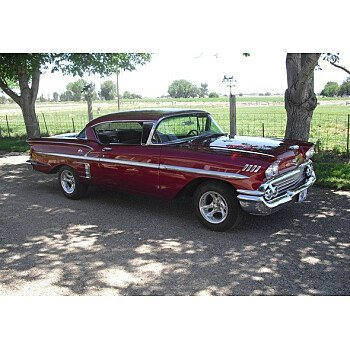 1958 Chevrolet Impala for sale 100929087