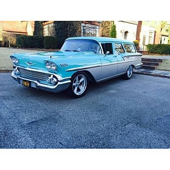 1958 Chevrolet Impala for sale 100824536
