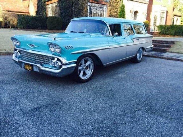 1958 Chevrolet Impala for sale 100824536