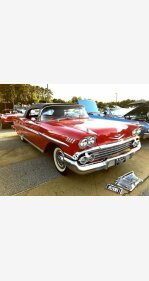 1958 Chevrolet Impala for sale 100934969